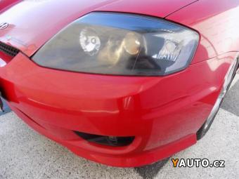 Prodám Hyundai Coupé Polokůže-LPG-aut. klima