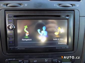 Prodám Volkswagen Golf 1.9TDI NAVI-Webasto-DVD