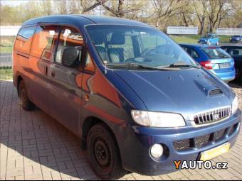 Prodám Hyundai H 1 2,5 CRDI, KLIMA, NOVÉ ČR
