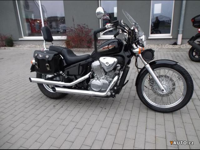 f52c26bb8f4af Prodám Honda VT 600 C Shadow prodej Ostatní Motorky