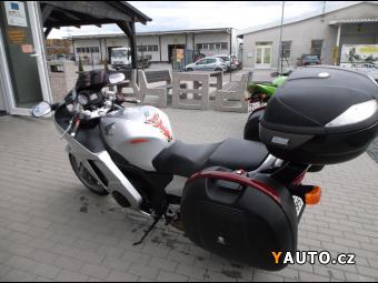 Prodám Honda CBR 1100 XX Super Blackbird