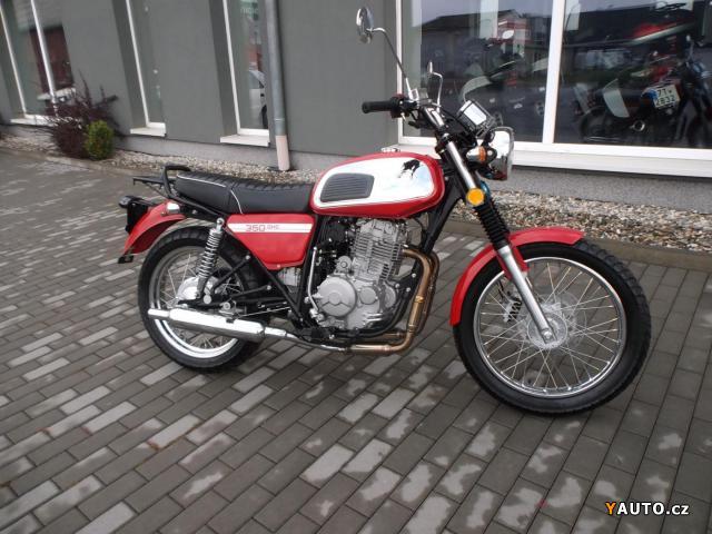 Prodám Jawa 350 OHC