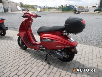 Prodám Motorro INSETTO 125 I
