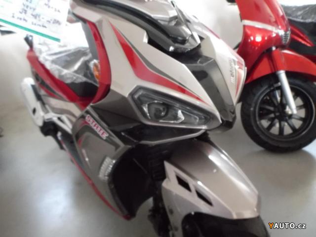 Prodám Motorro Monza 125