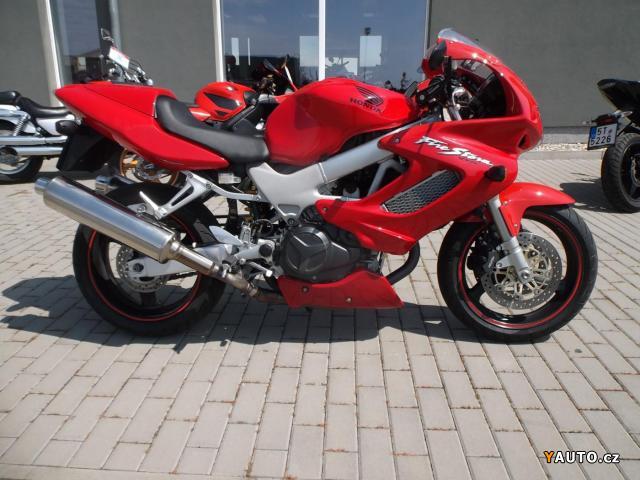 Prodám Honda VTR 1000 F FireStorm