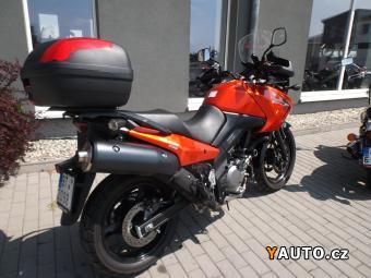 Prodám Suzuki DL 650 V-Strom