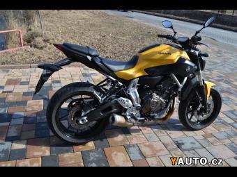 Prodám Yamaha MT-07