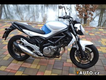 Prodám Suzuki SFV 650 Gladius ABS