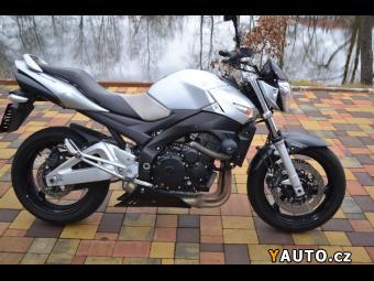 Prodám Suzuki GSR 600