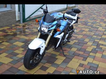 Prodám Suzuki GSR 750