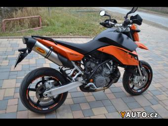 Prodám KTM 990 SM Supermoto