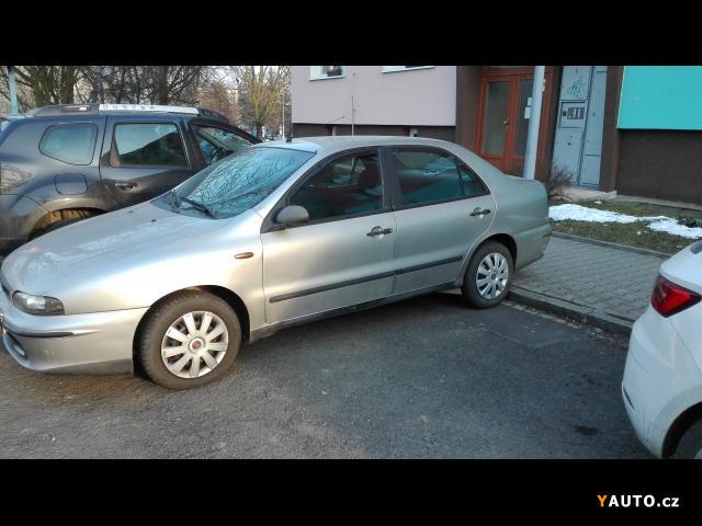 Prodám Fiat Marea 1.9 TD