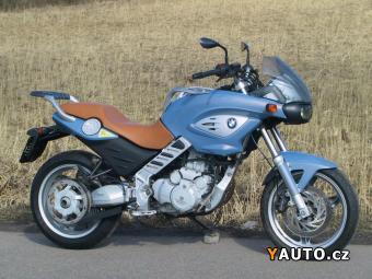 Prodám BMW F 650 CS Scarver