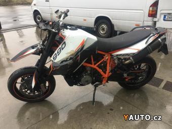 Prodám KTM 990 Supermoto R