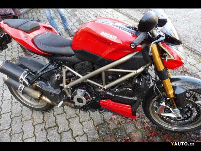 Prodám Ducati Streetfighter 1098 S
