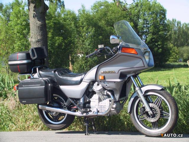 Prodám Honda GL 500 Silver Wing