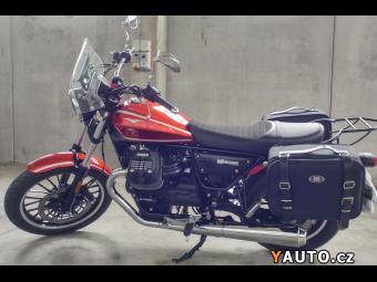 Prodám Moto Guzzi V9 Roamer