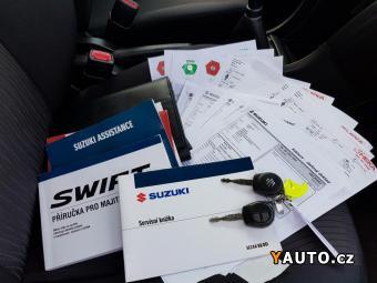 Prodám Suzuki Swift 1,2VVT 69KW GL 4x4 1. MAJITEL
