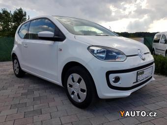 Prodám Volkswagen Up! 1,0MPI 44KW 1. MAJITEL SERVISK
