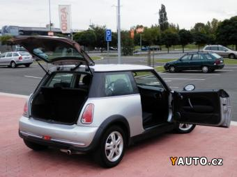 Prodám Mini One 1.6 66kW * ALU * TOP STAV *