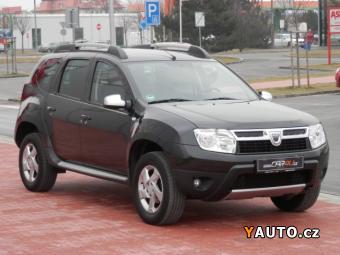 Prodám Dacia Duster 1.6 Bi-Fuel * PRESTIGE * KŮŽE