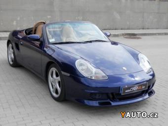 Prodám Porsche Boxster S 3,2 185kW