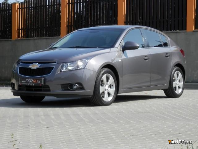 Prodám Chevrolet Cruze 2.0 VCDI 120KW KŮŽE ČR