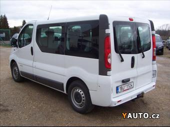 Prodám Renault Trafic 2,5 DCi 107KW 9míst klima