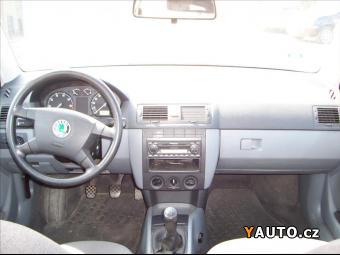 Prodám Škoda Fabia 1,4 i nové ČR, Cebia