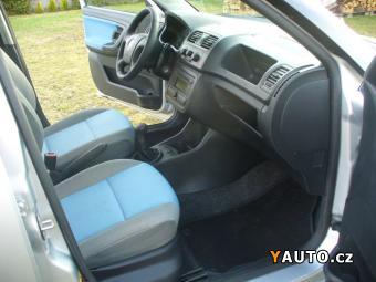 Prodám Škoda Fabia II 1.4i 16V, 45 000 km