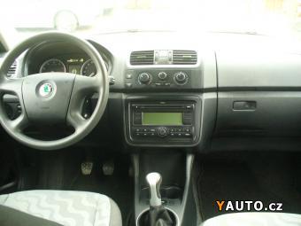 Prodám Škoda Fabia II 1.4i 16V combi, 2009
