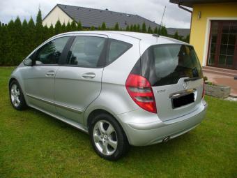 Prodám Mercedes-Benz Třídy A A150 Avantgarde, r. v. 2005