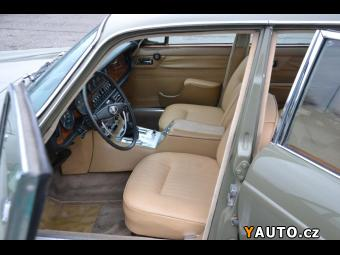 Prodám Jaguar XJ6 4,2 Manual + overdrive