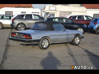 Prodám Alfa Romeo Spider 2,0 Veloce