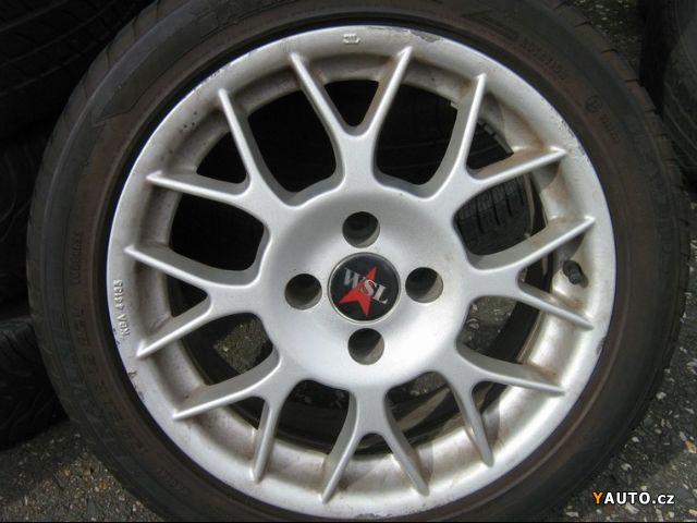 Prodám Fiat Marea 4 x ALU KOLA