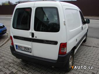 Prodám Citroën Berlingo 1, 6 HDi 16V