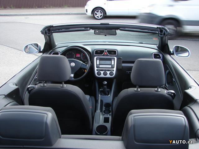 prod m volkswagen eos 2 0 tdi 103 kw prodej volkswagen eos osobn auta. Black Bedroom Furniture Sets. Home Design Ideas