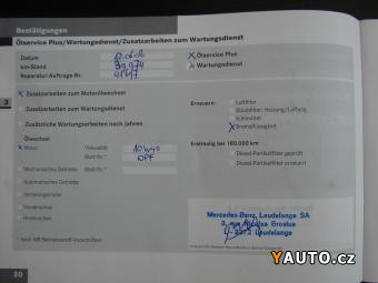 Prodám Mercedes-Benz Viano 3.0 CDI odpočet DPH