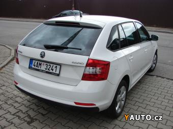 Prodám Škoda Rapid 1.2 TSI 1. Maj. serv. kníž. ČR