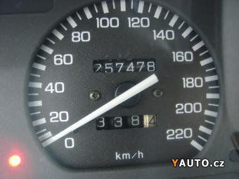 Prodám Rover 200 220 2.0 D (eko zaplacen)