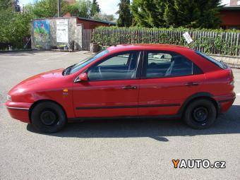 Prodám Fiat Brava 1.2i 16v 80