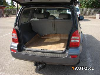 Prodám Hyundai Terracan 2.9 TDCI závěs 2 800 kg