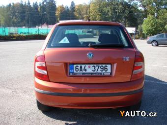 Prodám Škoda Fabia 1.2i KLIMA (47KW)