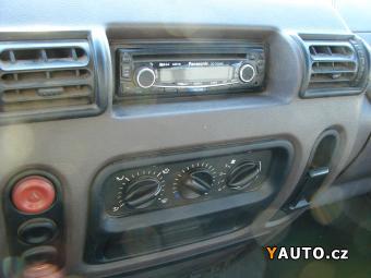 Prodám Opel Movano Opel Movano 2.8 DTI