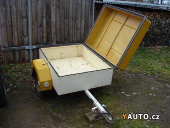 Prodám Ostatní Přívěsný vozík Kempík 1