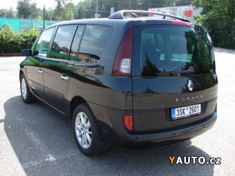Prodám Renault Espace Renault Espace 2.0 DCi 110KW