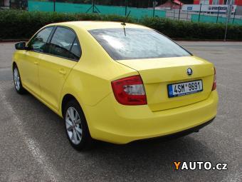Prodám Škoda Rapid 1.4 TDI (66 KW)