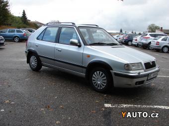 Prodám Škoda Felicia 1.6i Koupeno v ČR