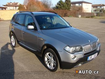 Prodám BMW X3 3.0 D 2. Maj. serv. kníž. ČR