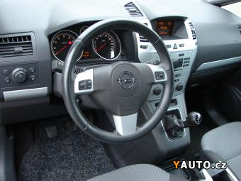 Prodám Opel Zafira 1.8i serviska 7 Míst